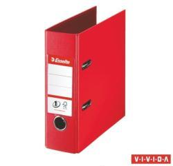 Esselte Standard Vivida Iratrendezõ 75 mm A5 PP/PP élvédõ sínnel piros (468630)