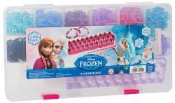 HTI Disney hercegnők: Jégvarázs elasztikus karkötő - 2400 darabos készlet