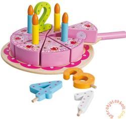 Eichhorn Szeletelhető Fa Születésnapi Torta (3729)