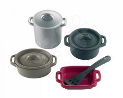 Ecoiffier Pro Cook Edénykészlet 8 db (990)