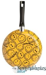 Giaretti Smiley Keep On Palacsintasütő 25cm
