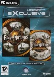Ubisoft Rise of Nations [Gold Edition-Ubisoft Exclusive] (PC)