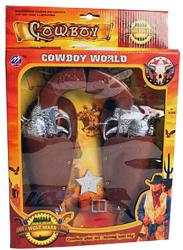 UNIKATOY Cowboy pisztoly szett 911221