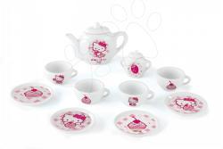 Smoby Hello Kitty Porcelán Teás Készlet 12 db