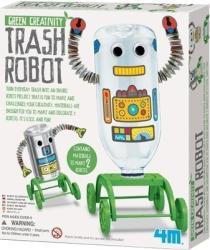 Limlom robotautó - Alkoss zöldben