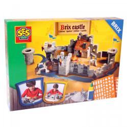 SES Brix kastély építő szett