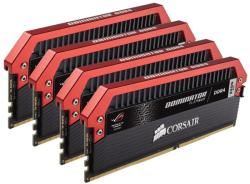 Corsair 16GB (4x4GB) DDR4 3200MHz CMD16GX4M4B3200C16
