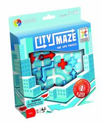 SmartGames Útvonal - Az útkereső játék