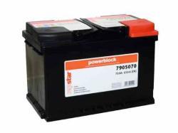 Repstar PowerBlock Plus 70Ah 650A