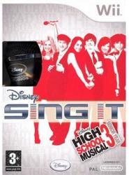 Disney Disney Sing It! High School Musical 3 Senior Year [Microphone Bundle] (Wii)