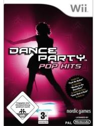 Nordic Games Dance Party Pop Hits (Wii)
