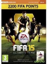 Electronic Arts FIFA 15 - 2200 FIFA Ultimate Team Points PC