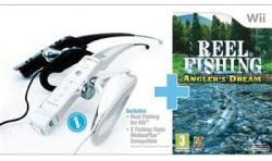 Natsume Reel Fishing Angler's Dream [Fishing Rod Bundle] (Wii)