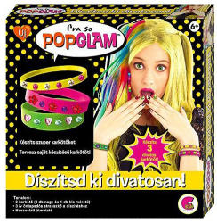 Creative Kids PopGlam Díszítsd ki divatosan készlet