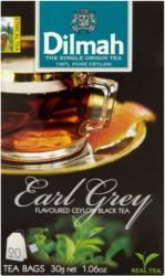 Dilmah Earl grey Fekete tea 20 filter