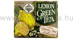 MlesnA Zöld Tea Citrom 50 filter