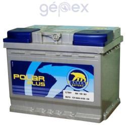 Bären Polar Plus 64Ah 610A Jobb+