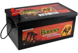 Banner Buffalo Bull SHD Professional 225Ah 1150A Jobb+