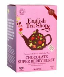 English Tea Shop Bio Csokis Super Bogyós Tea 20 filter
