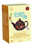 English Tea Shop Bio Mézbokor Acai Berry Punch Tea 16 filter
