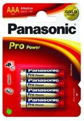 Panasonic AAA Pro Power LR03 (4) LR03PP/4BP