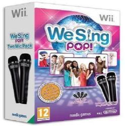 Nintendo We Sing Pop! (Wii)