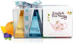English Tea Shop Piramis Fehér Tea Válogatás 12 filter