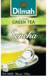 Dilmah Zöld Sencha Tea 20 filter