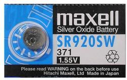 Maxell 371 SR920SW (1)