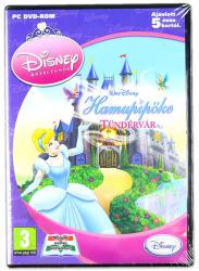Disney Disney Princess Cinderella's Fairy Castles (Hamupipőke Tündérvár) (PC)