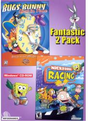 Warner Bros. Interactive Bugs Bunny Lost in Time + Nicktoons Racing 2 in 1 (PC)