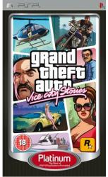 Rockstar Games Grand Theft Auto Vice City Stories [Platinum] (PSP)