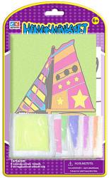 Creative Kids Homokművészet - lila szett (hajós)