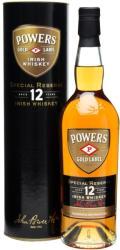 POWERS 12 Years Gold Label Irish Whiskey 0,7L 40%