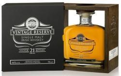 TEELING 21 Years Vintage Reserve Whiskey 0,7L 46%