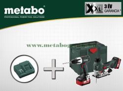 Metabo Combo Set 2.2 2 18V 685036000