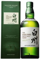 THE HAKUSHU Distillers Reserve Whiskey 0,7L 43%