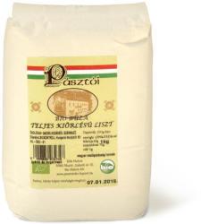 Pásztói Bio búzaliszt teljes kiőrlésű 1kg