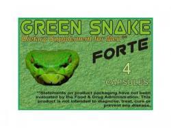 Green Snake Forte kapszula 4db