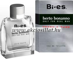 BI-ES Berto Bonanno Men EDT 100ml
