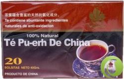 Golden Sail Kinai Pu-erh Tea 20filter