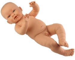 Llorens Fiú csecsemő baba - 45 cm