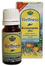 Herbária Wellness Borsosmentaolaj 10ml