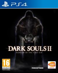 Namco Bandai Dark Souls II Scholar of the First Sin (PS4)