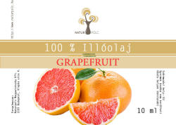 Naturpolc Grapefruit Illóolaj 10ml