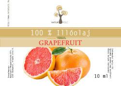 Naturpolc Grapefruit Illóolaj 10ml