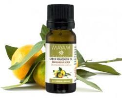 MAYAM Bio Zöld Mandarin Illóolaj 10ml