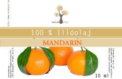 Naturpolc Mandarin Illóolaj 10ml