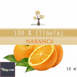 Naturpolc Édes Narancs Illóolaj 10ml