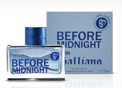 John Galliano Before Midnight for Men EDT 50ml